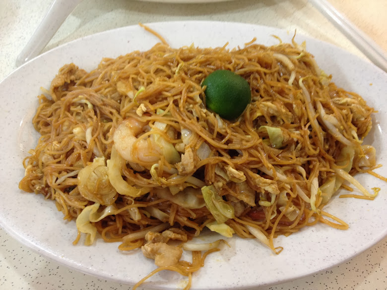 Stired Fried Mee Sua