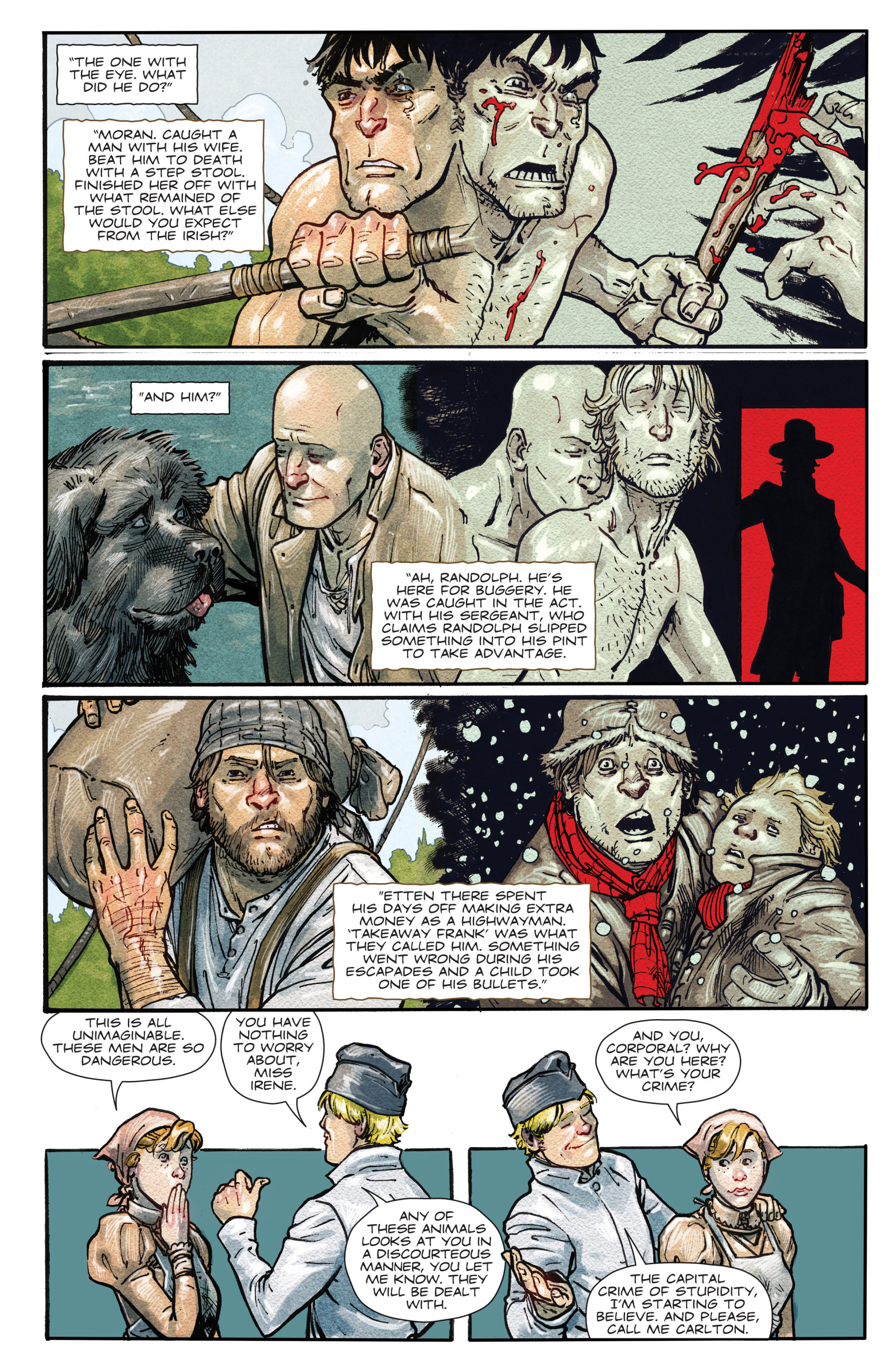 Manifest Destiny #_TPB_2 #42 - English 9