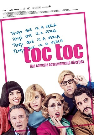 Toc Toc - Uma Comédia Obsessivamente Divertida Torrent Download
