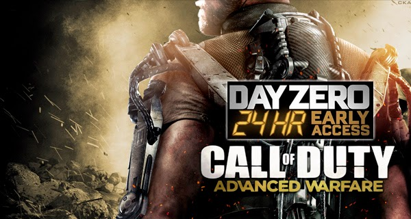"""Day Zero"" de Call of Duty: Advance Warfare"