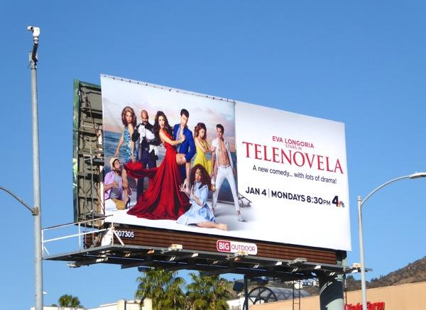 Telenovela series premiere billboard