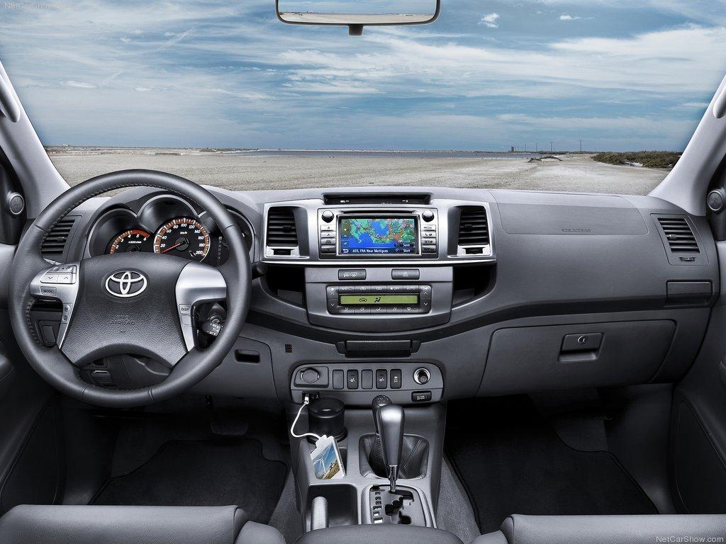 Shonggo Toyota Fortuner 2013