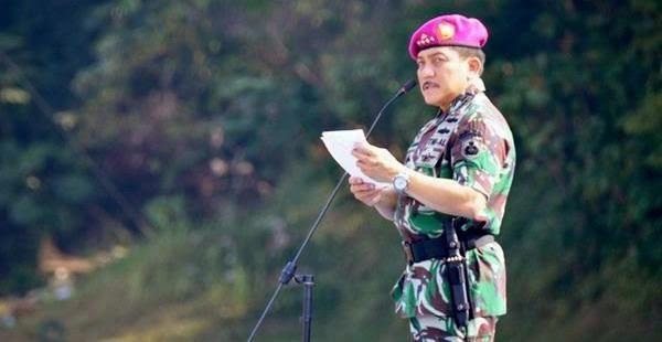 Kasal Respons Positif Kemenko Kemaritiman Kabinet Kerja Jokowi-JK