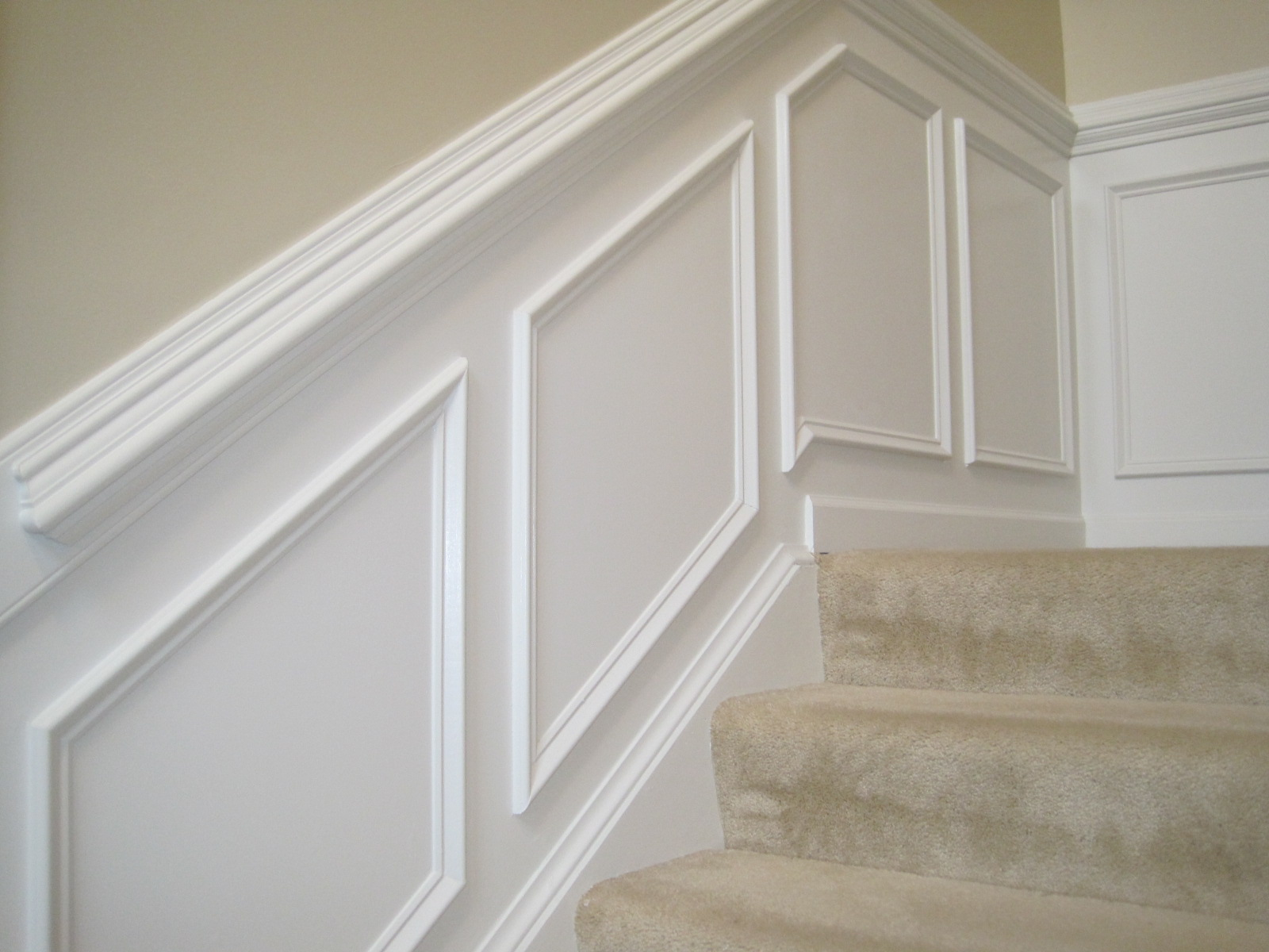 Designed To Dwell Tips for Installing Chair Rail & Wainscoting