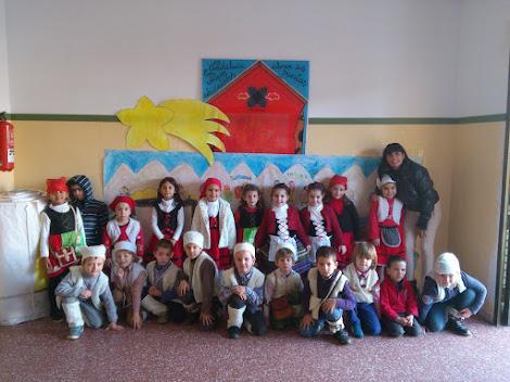 Villancico 2012: Iremos de Pastor y Pastora