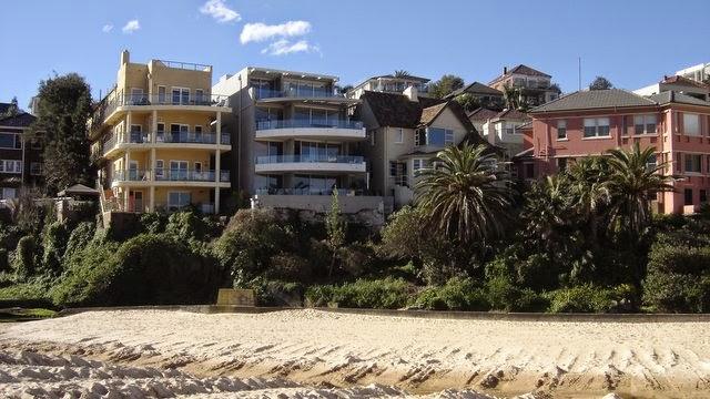 Logements avec accès à la plage de Manly