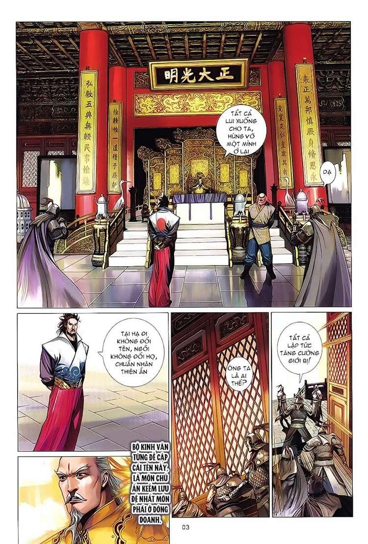 Phong Vân chap 622 Trang 3 - Mangak.info