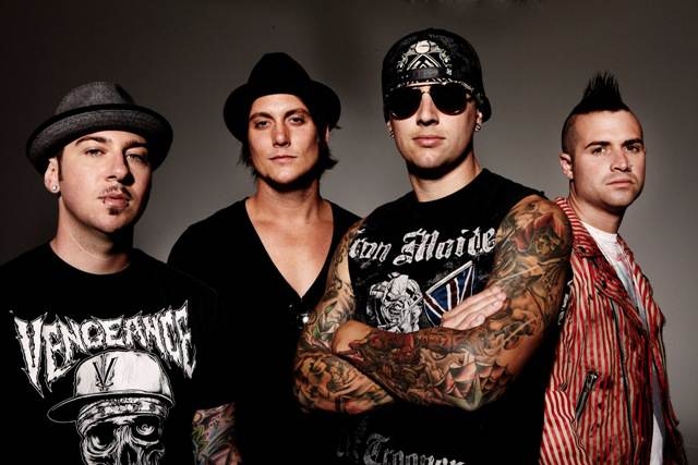 Avenged Sevenfold Live in Manila Ticket, Prices