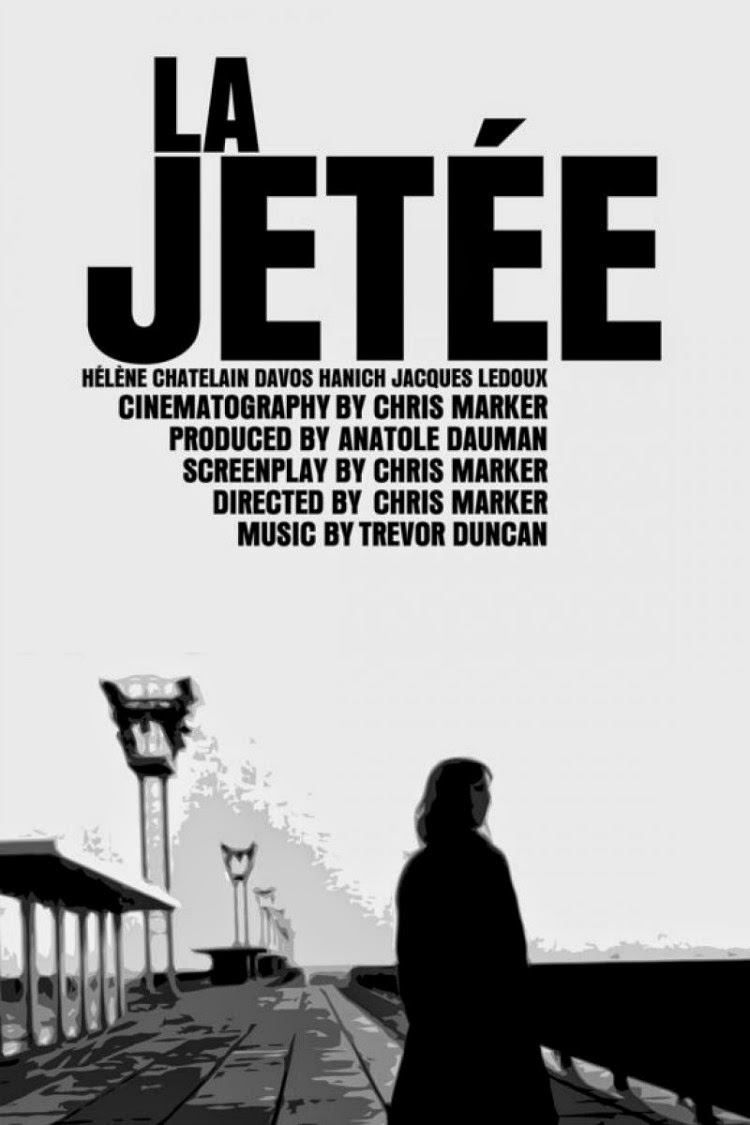 A Vintage Nerd, Classic Film Blog, Vintage Blog, Time Traveling Movies, La Jetee