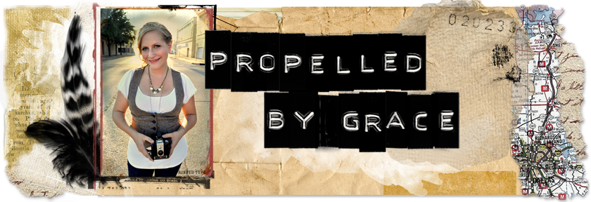 Propelled By Grace