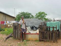 Catadores de água de chuva