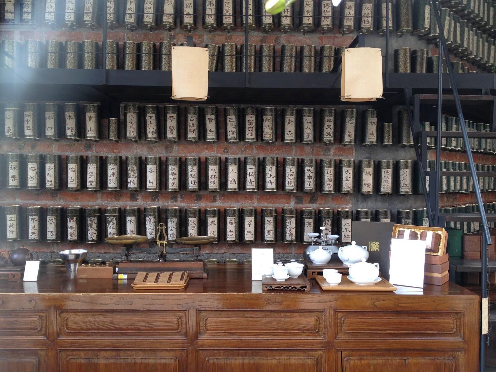 house of the three teas paris