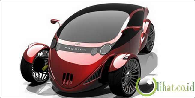Proxima Konsep Hybird Sepeda Motor/Mobil