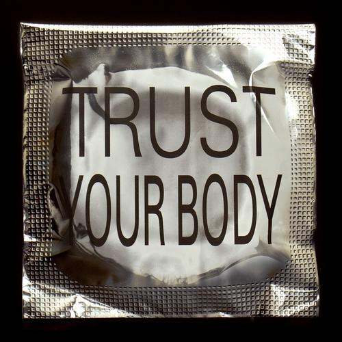 "Tiga's ""Trust Your Body"" Original Cover Art Promotes Condom Use"