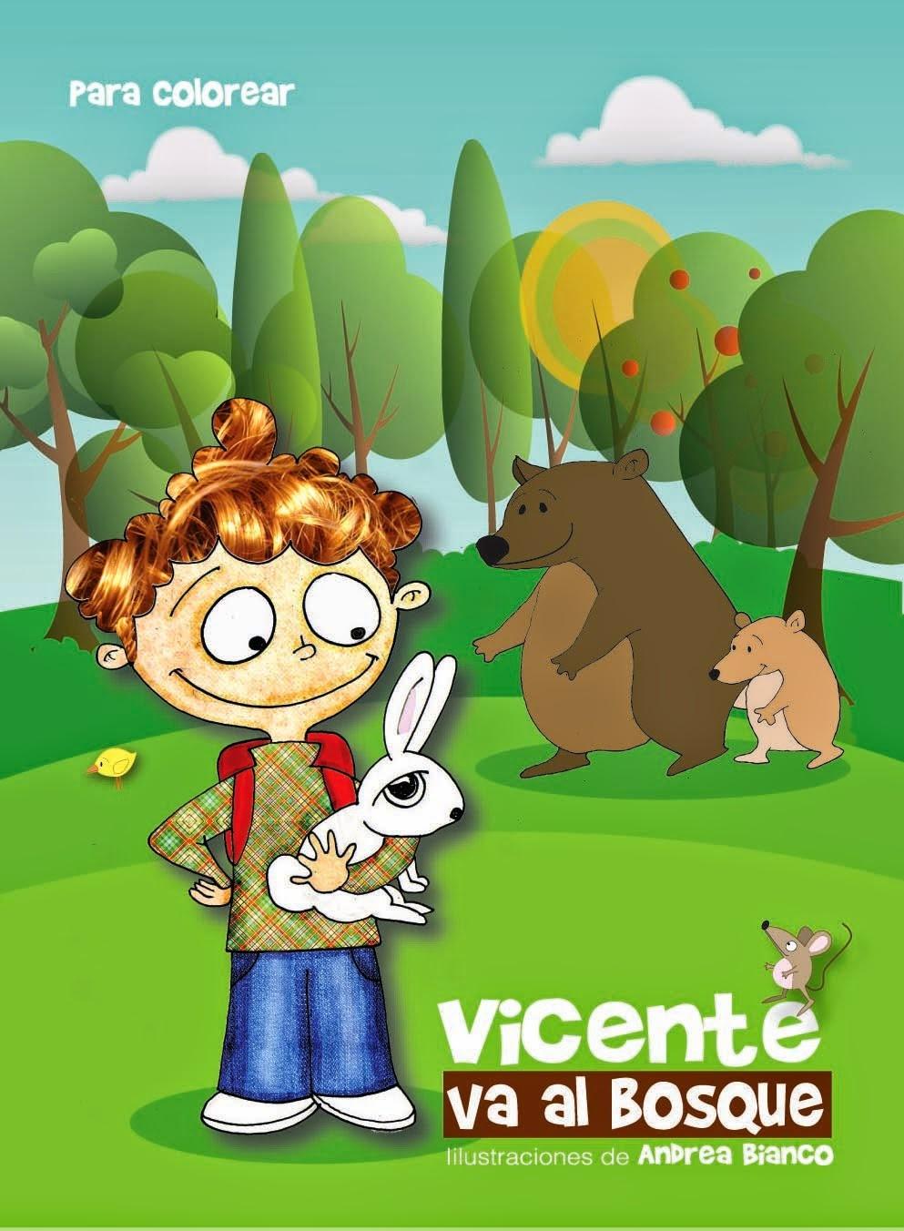 Vicente va al Bosque