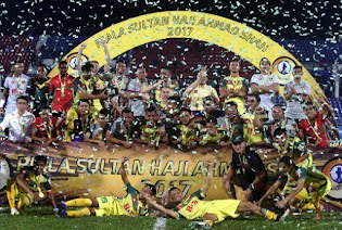 Juara Piala Sumbangsih 2017