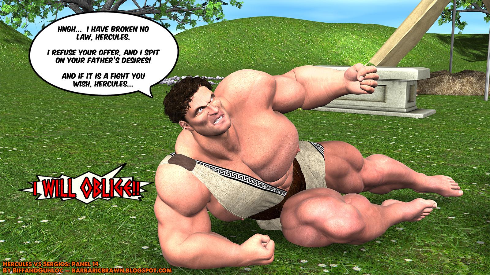 Zeus Almighty Porn 57