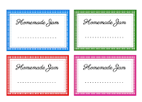 gratis etiketten - free printables  Jalien Cozy Living