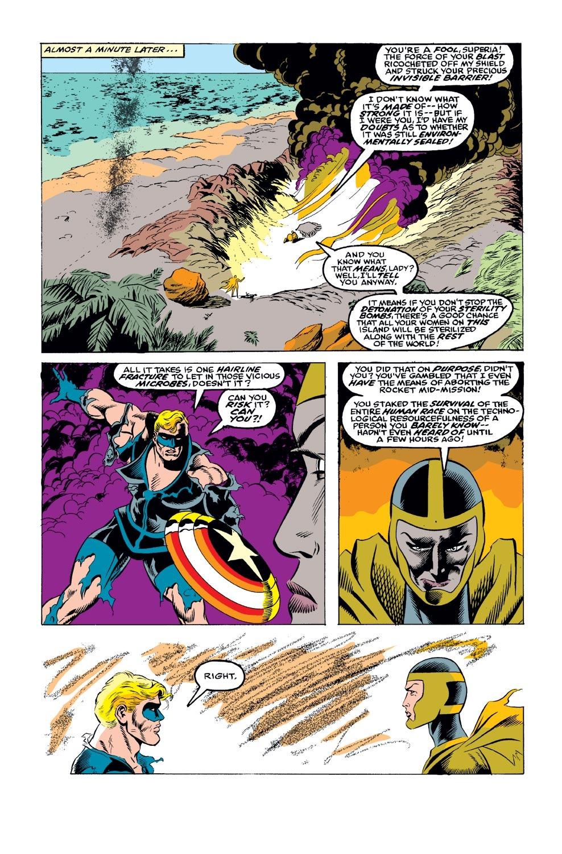 Captain America (1968) Issue #392 #325 - English 20