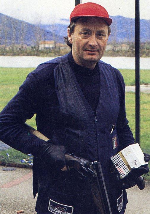 1988 - Capua (CE) - Gran Premio FITAV cat. Extra - 1° Class. con 197/200 + 24/25