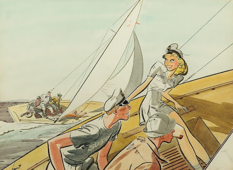 Masters of Illustration: Earl Oliver Hurst