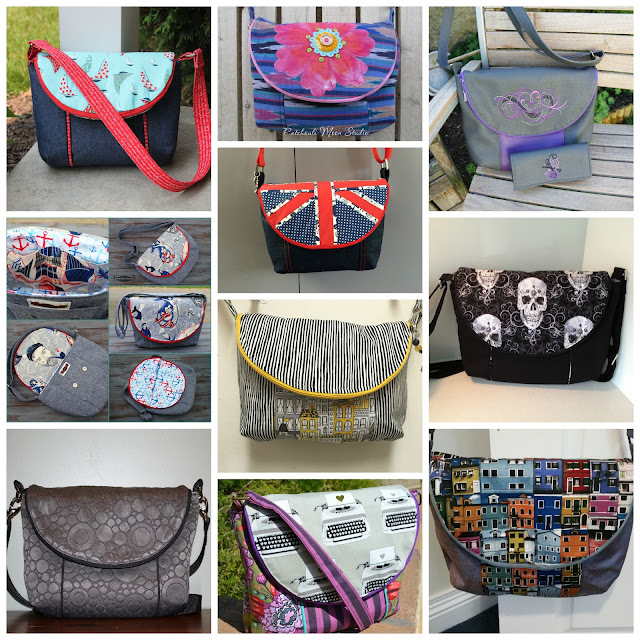 The Manhattan bag by Emmaline bags - April finalists
