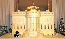 The White House Gingerbread House