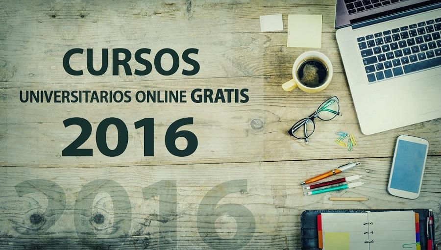 Cursos universitarios online gratis que inician en 2016 - Cursos universitarios madrid ...