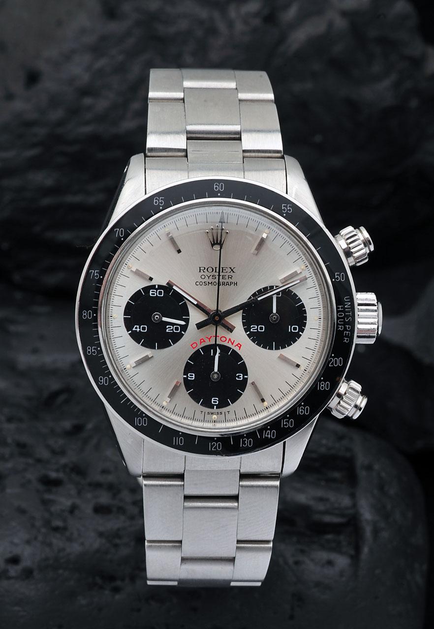"Daytona - Montres ""Panda"" Rolex+6263+02:13+silver+04"