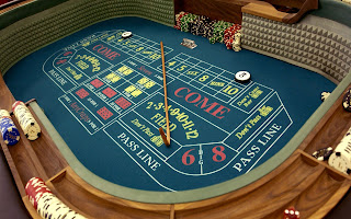 Casino Roulette Chips HD Wallpaper