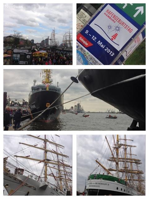 Hafengeburtstag 2013 in Hamburg