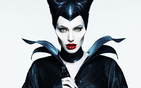angelina jolie in maleficent movie 2014