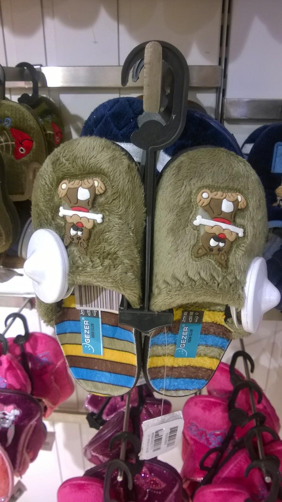 gezer bebek ayakkabiları