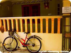 Nyaleh Homestay Melaka.