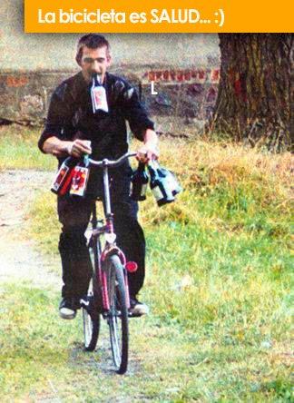 bicicleta, salud