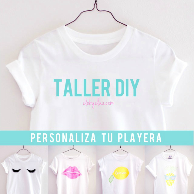 Próximo Taller DIY