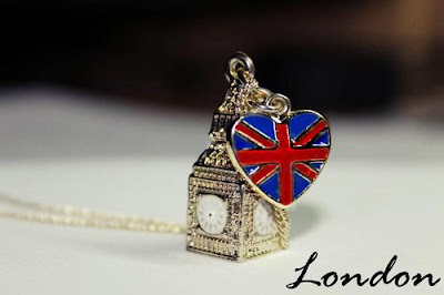 Go to London, baby!