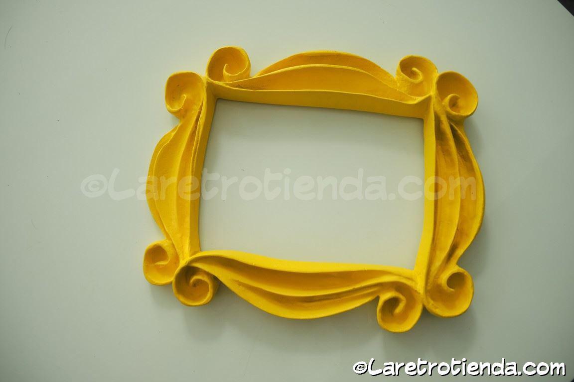 FRIENDS - Monica\'s Apartment Peephole Frame door - mirilla marco ...