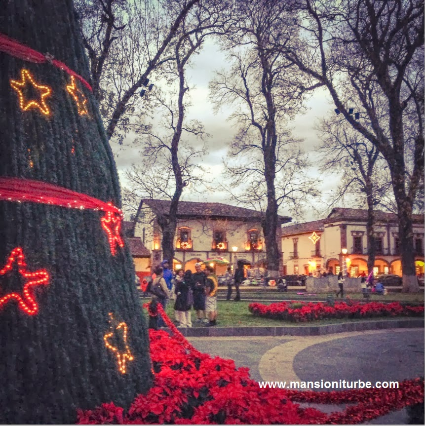Patzcuaro is one of the best colonial towns to visit in Mexico during Christmas