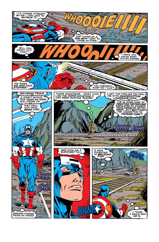 Captain America (1968) Issue #383 #316 - English 12