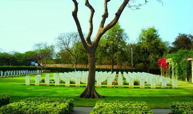 Delhi Cantt War Cemetry
