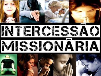Orar por missões todos os dias