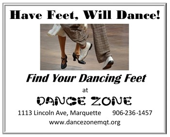 Dance Zone Marquette to offer Latin dance June 7, 9