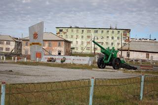 Посёлок Амдерма. Остров Вайгач. Ненецкий автономный округ.