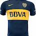 Boca Juniors lança suas novas camisas