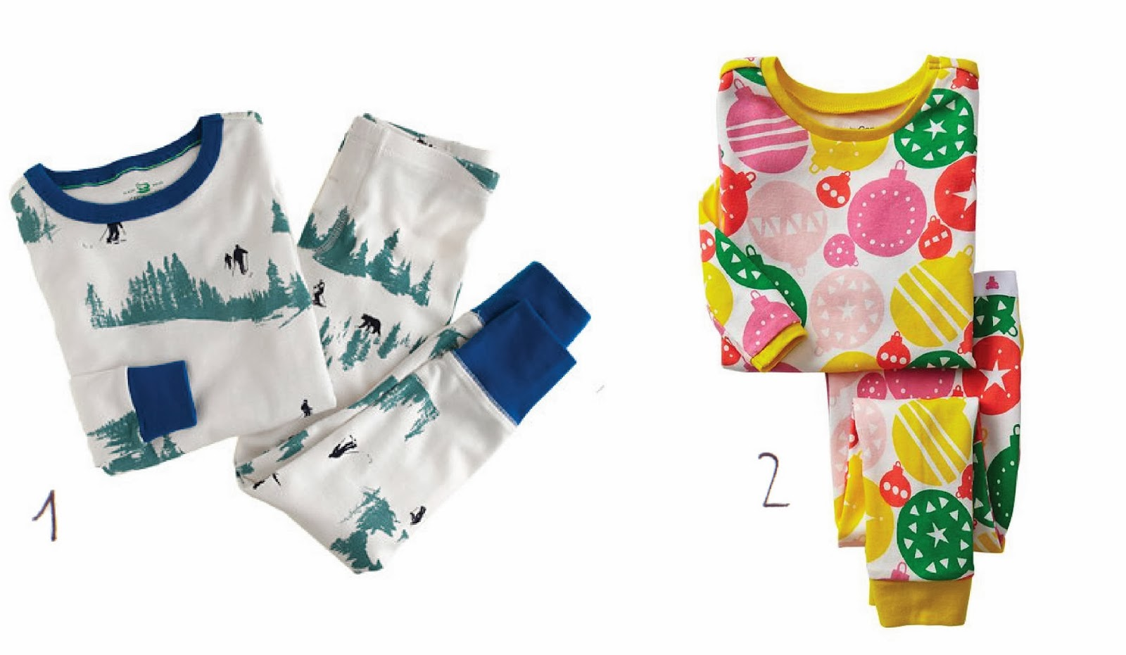 coos & ahhs: Holiday Gift Guide: Christmas Jammies