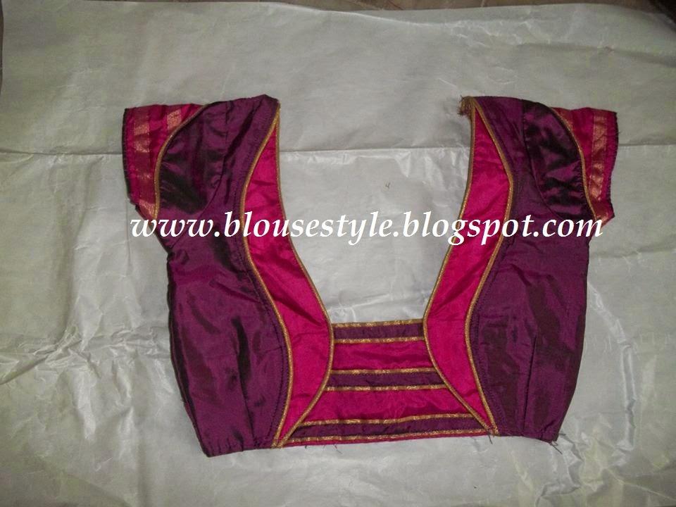 models of blouse designs indian saree blouse creative neck models
