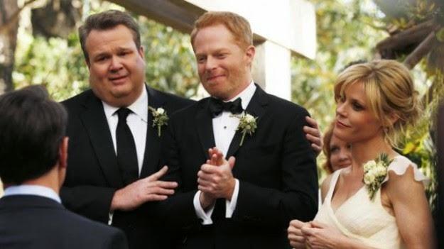 Modern Family, boda, 2