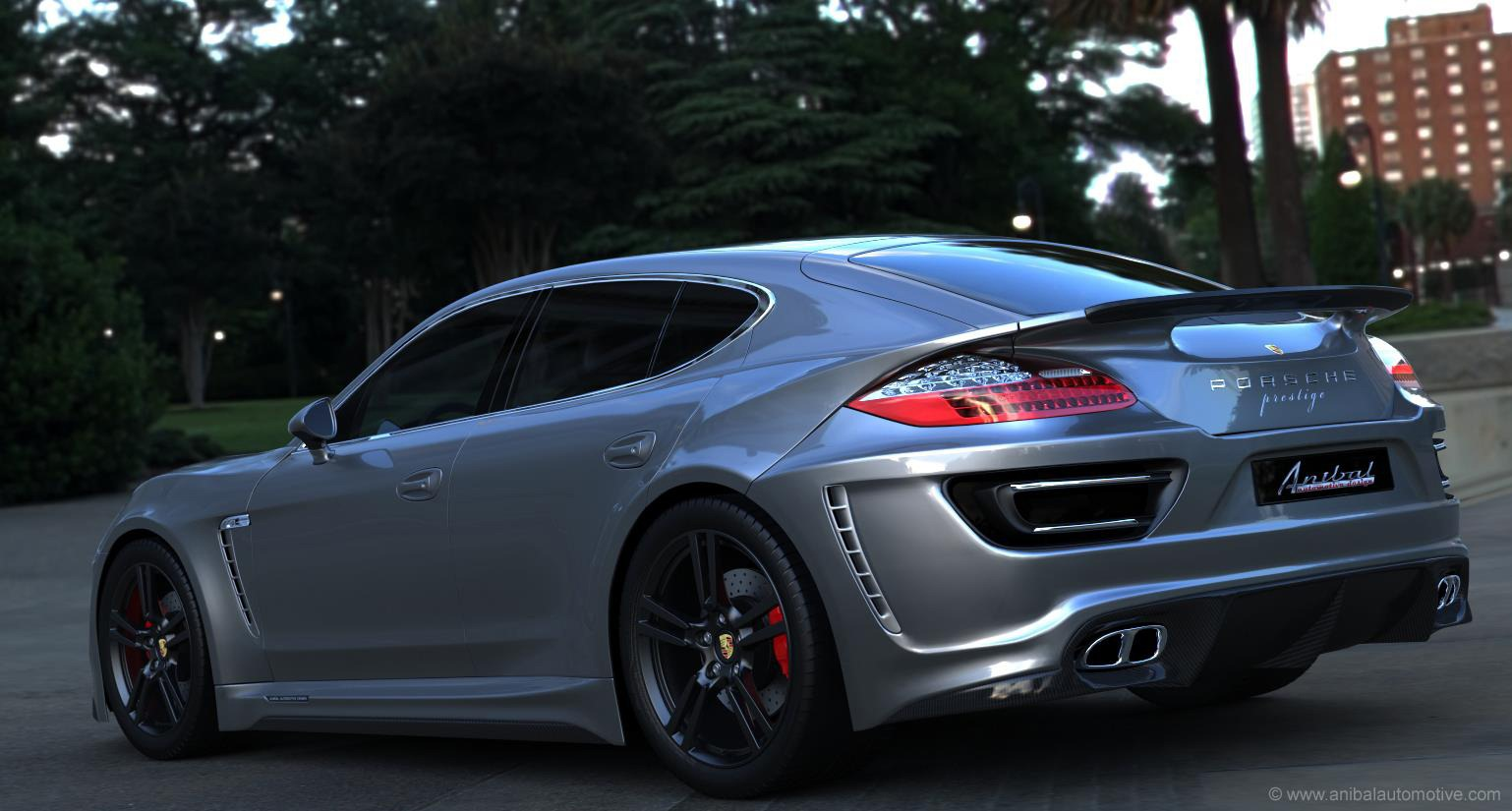 all cars nz 2013 porsche panamera prestige by anibal automotive design. Black Bedroom Furniture Sets. Home Design Ideas