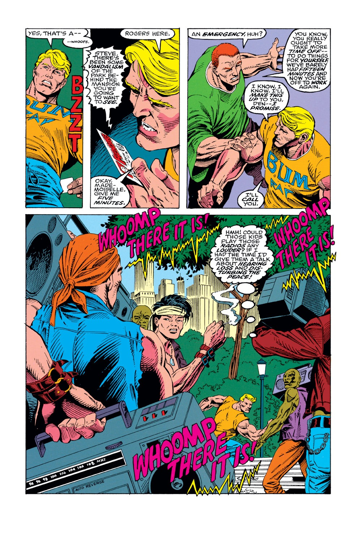 Captain America (1968) Issue #422 #372 - English 5